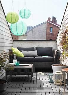 balkon lounge moebel balkonm 246 bel platzsparend 20 ideen f 252 r kleinen balkon