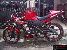 Jual Variasi Motor by Jual Striping Motor Yamaha Vixion Motif Energy