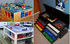 boite de rangement pour lego 20 practical ideas for storing legos creatistic
