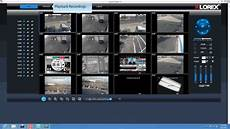 dvr software how to set up eco security dvr system on pc lorex client