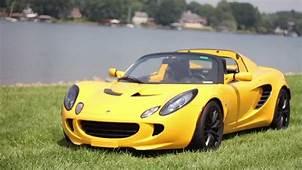 2005 Lotus Elise Convertible  YouTube