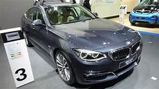 bmw 320i gt 2017 bmw 320i gran turismo luxury exterior and interior auto show brussels 2017