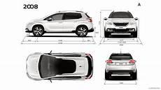 2014 Peugeot 2008 Dimensions Hd Wallpaper 78