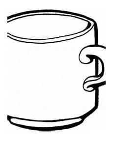 malvorlagen tasse kostenlos zum ausdrucken