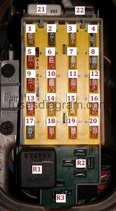 Fuses And Relay Chrysler Pt Cruiser