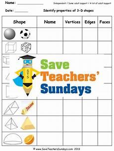 3d shapes ks2 worksheets lesson plans powerpoint and flash cards by saveteacherssundays