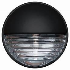 ribbed glass outdoor wall light black costaluz by besa lighting 301957 destination lighting