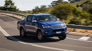2016 Toyota HiLux SR5 Review  CarAdvice
