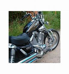 yamaha xv 535 virago heavy duty highway crash bar
