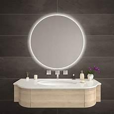 runde spiegel helena runder spiegel mit rundum beleuchtung online kaufen