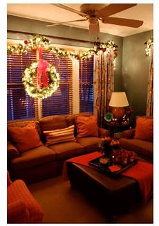 Decorations For Windows With Lights by Lighted Garland Above The Window A Favorite Of