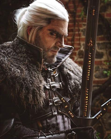 Geralt Of Rivia Badass