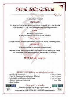 menu banchetti 249 banchetti ristorante la mondina