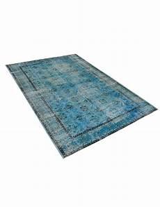 vintage teppich blau vintage teppich blau 306 x 212