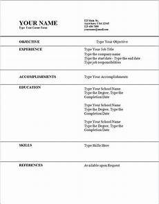 for 14 year olds first resume resume exles basic resume