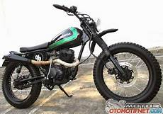 Gl Pro Modif Minimalis by Modifikasi Honda Gl Pro Neo Tech Trail Barsaxx Speed