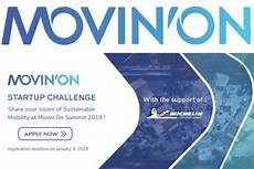 Participate To The Movin On Startup Challenge Engie
