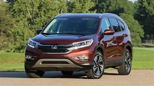 Review 2016 Honda CR V