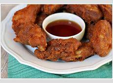 batter fried chicken wings_image