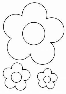 Malvorlage Blumen Einfach Malvorlage Einfach Blume Coloring And Malvorlagan