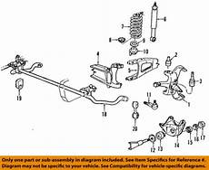 ford oem 05 18 f 350 duty front suspension lower joint 8c3z3050d ebay
