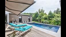 villa contemporaine avec piscine espaces atypiques