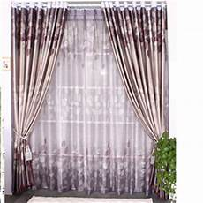 rideau et voilage sur même tringle comment confectionner les doubles rideaux