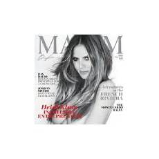 heidi klum maxim magazine may 2018 cover photo united