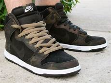 nike sb dunk high camo sole collector