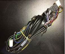 wiring loom 12v for vespa px with electric start ebay