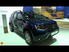 2018 Dacia Duster Essential Sce 115 Exterior And