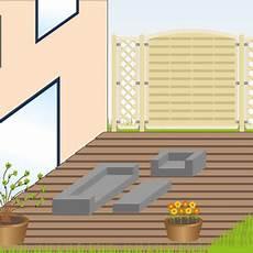 welches holz f 252 r terrasse und sichtschutz