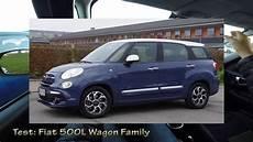 Fiat 500l Wagon - fiat 500l wagon family test