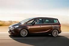 Nachfolger Opel Meriva Und Zafira Kommen 2016