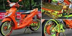 Modifikasi Puli Belakang Mio by Modif Mio Sporty Tambah Ramai Makin Memikat Merdeka