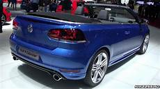 2014 vw golf r cabriolet in depth look 2013 geneva motor