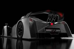 Revolution Race Cars Launches Its Track Only Supercar