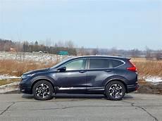 Suv Review 2017 Honda Cr V Driving