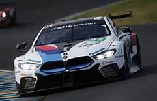 Bmw M8 Le Mans Test 2018 Racecar Engineering