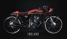 Moto Cafe Racer Honda 125