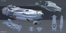artstation titan submarine david heidhoff