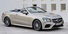 mercedes cabriolet classe e 2018 mercedes e class cabriolet local pricing