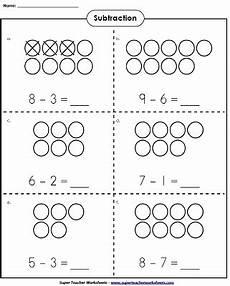 subtraction worksheets beginners 10007 basic subtraction worksheets