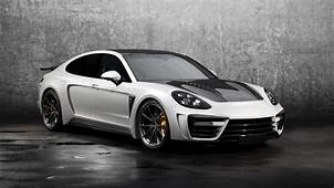 2017 TopCar Porsche Panamera Stingray GTR 4K Wallpaper