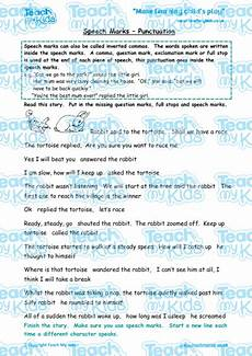 punctuation practice worksheets uk 20912 speech marks punctuation teach my