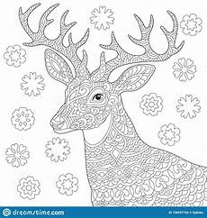 royalty free reindeer coloring book cool wallpaper