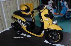 Scoopy 2018 Modif by Aripitstop 187 Modifikasi All New Scoopy 1