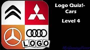 Logo Quiz  Cars Level 4 Answers YouTube