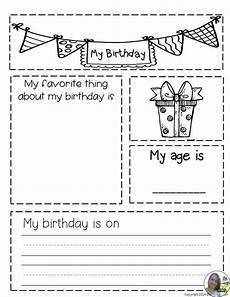 my birthday worksheets 20260 65 best all about me in preschool images on all about me activities for preschoolers