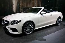 mercedes cabriolet classe e new 2017 mercedes e class cabriolet prices and specs